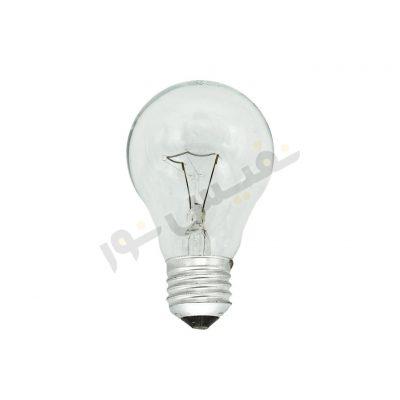 لامپ رشتهای ساده 100 وات پارس شهاب