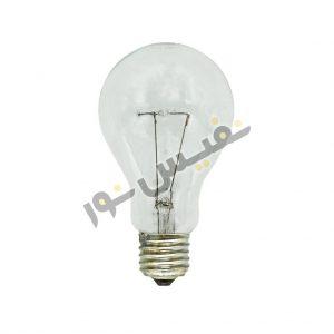لامپ رشتهای ساده 200 وات لانگ لایف