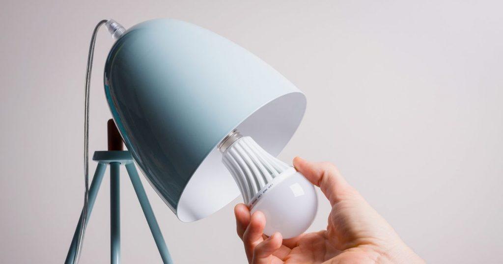 کاربرد لامپ ال ای دی