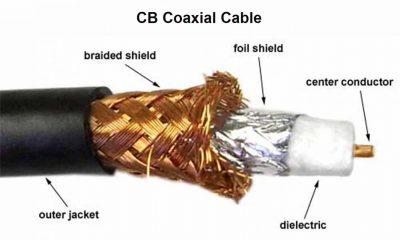 ساختار کابل آنتن