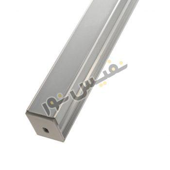 خرید و قیمت چراغ خطی ال ای دی LED روکار 18 وات عرض ۲/۲ سانتیمتر نفیس نور
