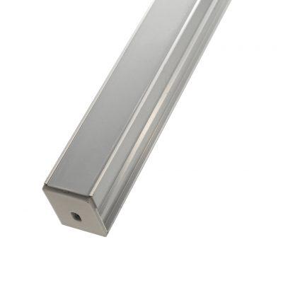 چراغ خطی LED روکار 18 وات عرض ۲/۲ سانتیمتر نفیس نور