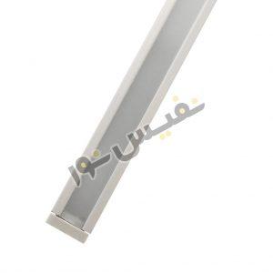 چراغ خطی LED توکار 18 وات عرض 2/4 سانتیمتر نفیس نور