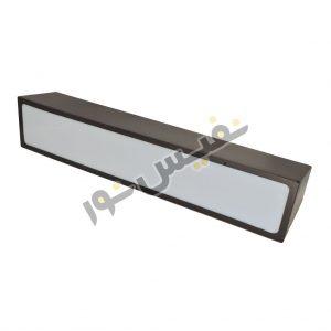 خرید و قیمت چراغ آویز دکوراتیو سقفی فلزی ذوزنقه ای Z6066/C/5GU10