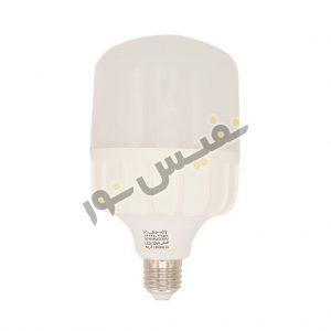 خرید و قیمت لامپ گارانتی دار ال ای دی استوانه ای فوق کم مصرف ارزان 32 وات آژیراک