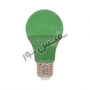 خرید و قیمت لامپ ال ای دی حبابی رنگی دکوراتیو ریسه لامپ نورپردازی چراغ خواب 9 وات البو