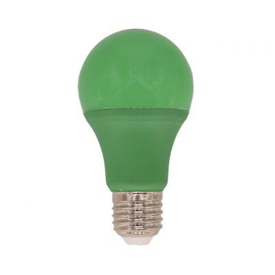 لامپ ال ای دی رنگی 9 وات آلبو