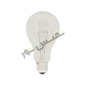 خرید و قیمت لامپ رشته ای حبابی معمولی 200 وات ارزان قیمت پارس شهاب