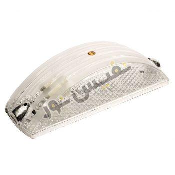 قاب تک لامپ ABS نازنین