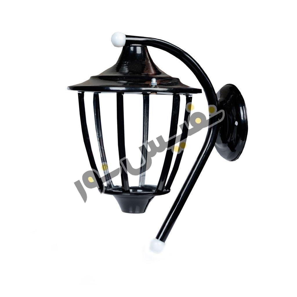 چراغ حیاطی فلزی مدل OL21-D