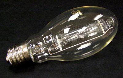 لامپ های بخار جیوه (لامپ تخلیه گازی)