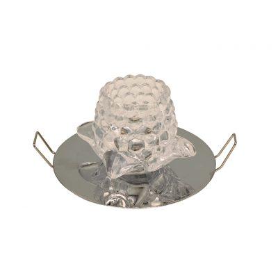 طراحی بدنه قاب هالوژن فلزی ( استیل ، آلومینیوم )
