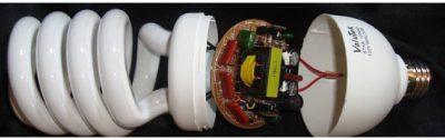خرید لامپ کم مصرف (فلورسنت فشرده CFL)
