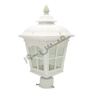 خرید و قیمت چراغ حیاطی و پارکی سرلوله مدرن پلاستیکی ارزان OL10-S