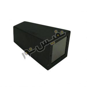 خرید و قیمت چراغ دو طرفه دیواری ذوزنقه فلزی 6062/D/2GU10