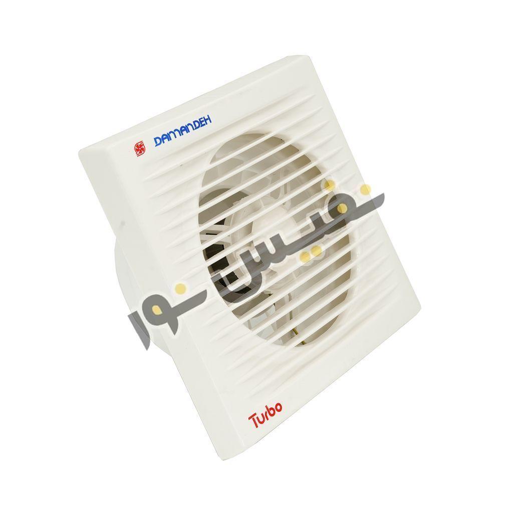 خرید و قیمت هواکش خانگی لوله ای توربو دمنده بی صدا آشپزخانه مدل VPH-15S2S