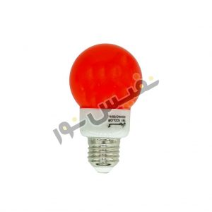 خرید و قیمت لامپ دکوراتیو تزئینی ریسه نورپردازی چراغ خواب ال ای دی حبابی رنگی 1 وات کیهان