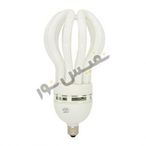 خرید و قیمت لامپ کم مصرف لوتوس ارزان قیمت ایرانی آفتابی و مهتابی 110 وات آژیراک