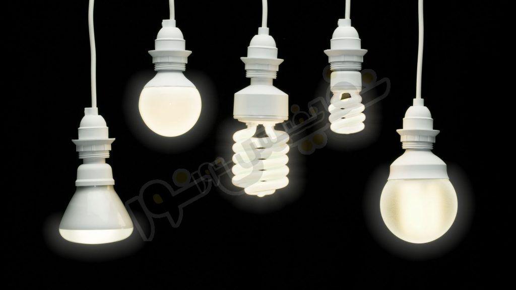 خرید و قیمت لامپ کم مصرف پیچی آفتابی و مهتابی ایرانی ارزان قیمت 55 وات کیهان
