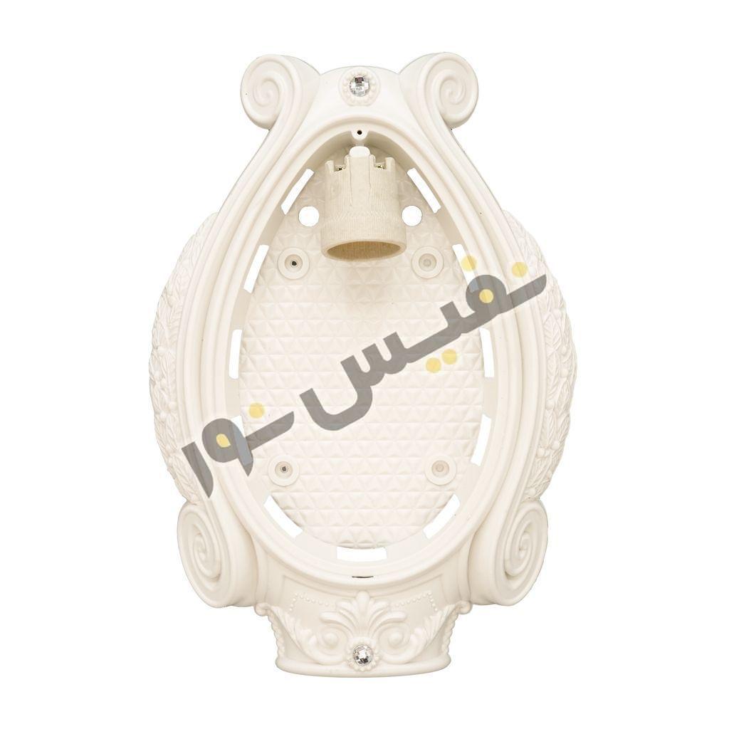 قاب تک لامپ ABS سقفی مدل IL16
