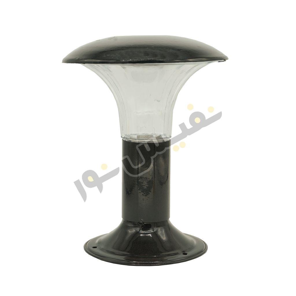 چراغ حیاطی و پارکی سردری فلزی مدل OL23-P