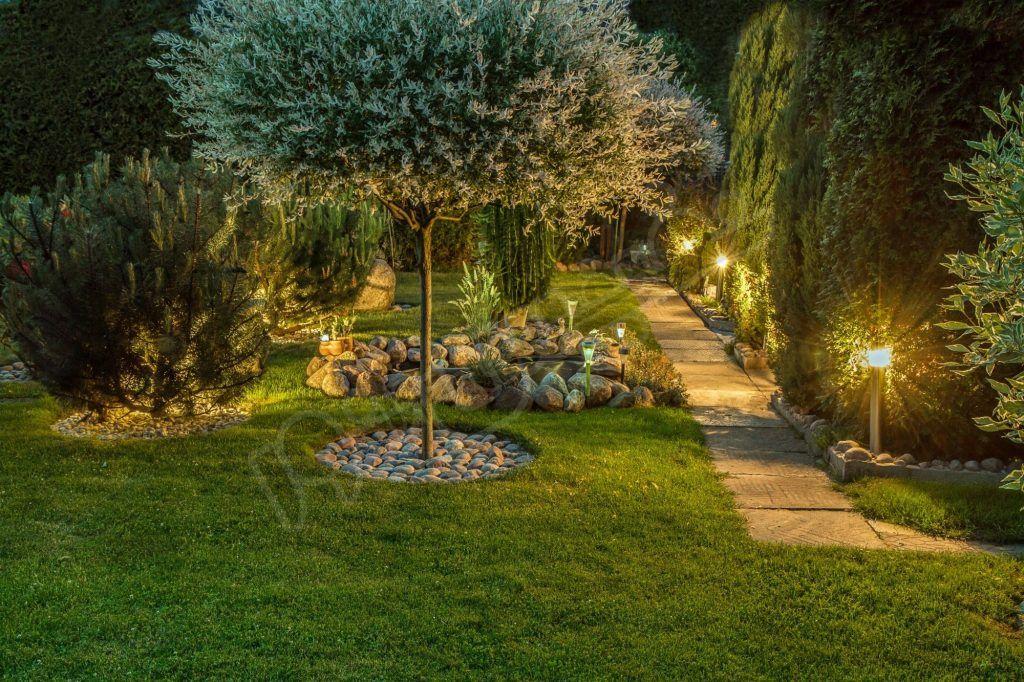 خرید و قیمت چراغ حیاطی پارکی فلزی قارچی چتری سرلوله OL23-S
