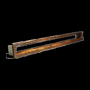 خرید و قیمت چراغ چوبی خطی عمیق نور ایلیا