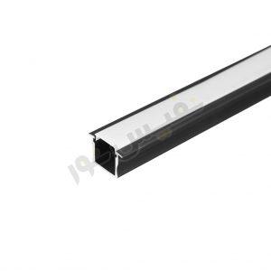 خرید و قیمت چراغ خطی لاینی linear لاینر ال ای دی LED توکار آلومینیوم 18 وات نفیس نور