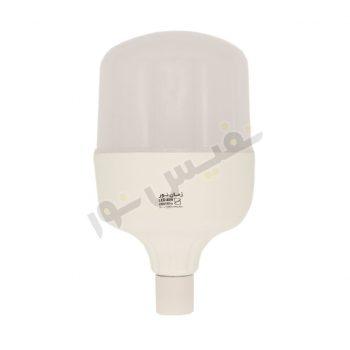 خرید و قیمت لامپ ال ای دی استوانه ای زمان نور 40 وات
