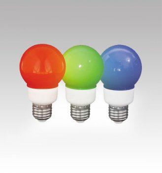 خرید و قیمت لامپ حبابی کم مصرف رنگی کیهان