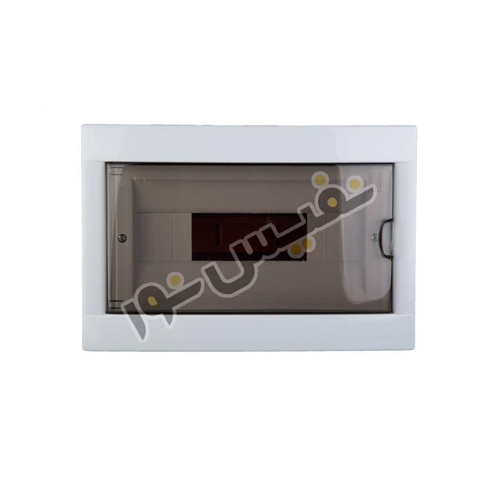 خرید و قیمت جعبه فیوز یا کلید مینیاتوری 12 عددی ارزان سارو مدل مهتاب