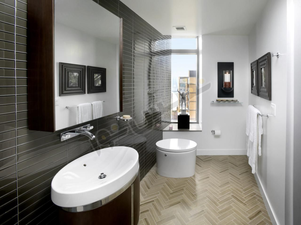 خرید چراغ دیواری حمام و سرویس IL42