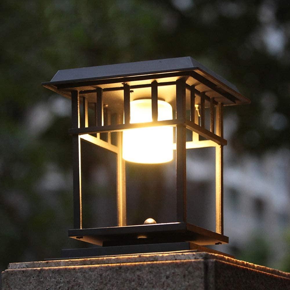 خرید چراغ حیاطی و پارکی سردری، پایه دار