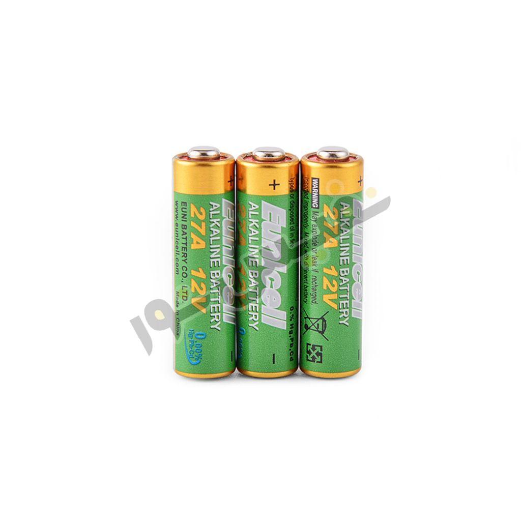 باتری A27 یونیسل مدل Alkaline
