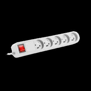 چند راهی برق و محافظ ولتاژ