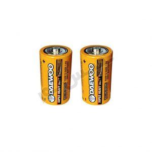 باتری سایز بزرگ (D) دوو (بسته 2 عددی)