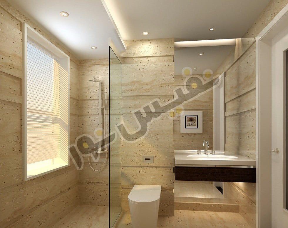 خرید و قیمت چراغ دیواری ارزان پلاستیکی حمام و سرویس بهداشتی IL43