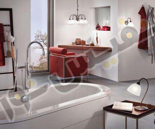 خرید چراغ دیواری سرویس بهداشتی و حمام IL45