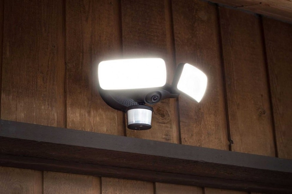 چراغ محوطه ای امنیتی