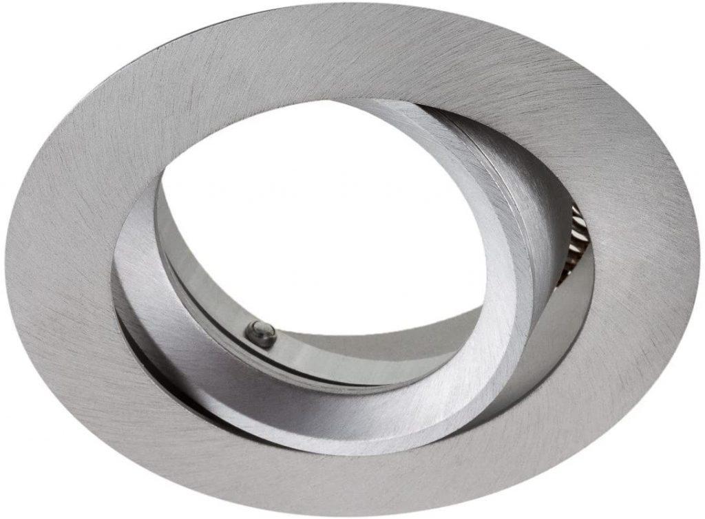 قاب هالوژن فلزی
