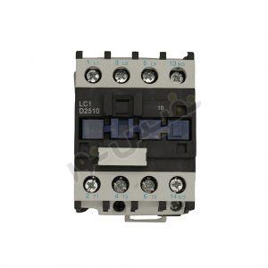 کنتاکتور 3 فاز LC1-D25-10-M7 بوبین 220 ولت Telemecanique