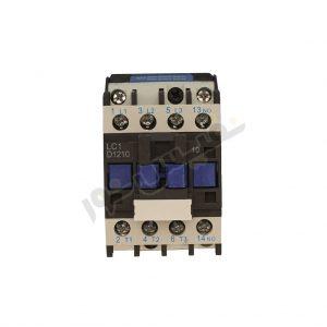 کنتاکتور 3 فاز LC1-D12-10-M7 بوبین 220 ولت Telemecanique