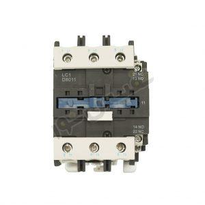 کنتاکتور 3 فاز LC1-D80-10-M7 بوبین 220 ولت Telemecanique