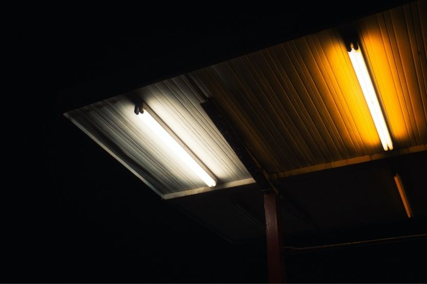 لامپ فلورسنت، اف پی ای، اف ام ال