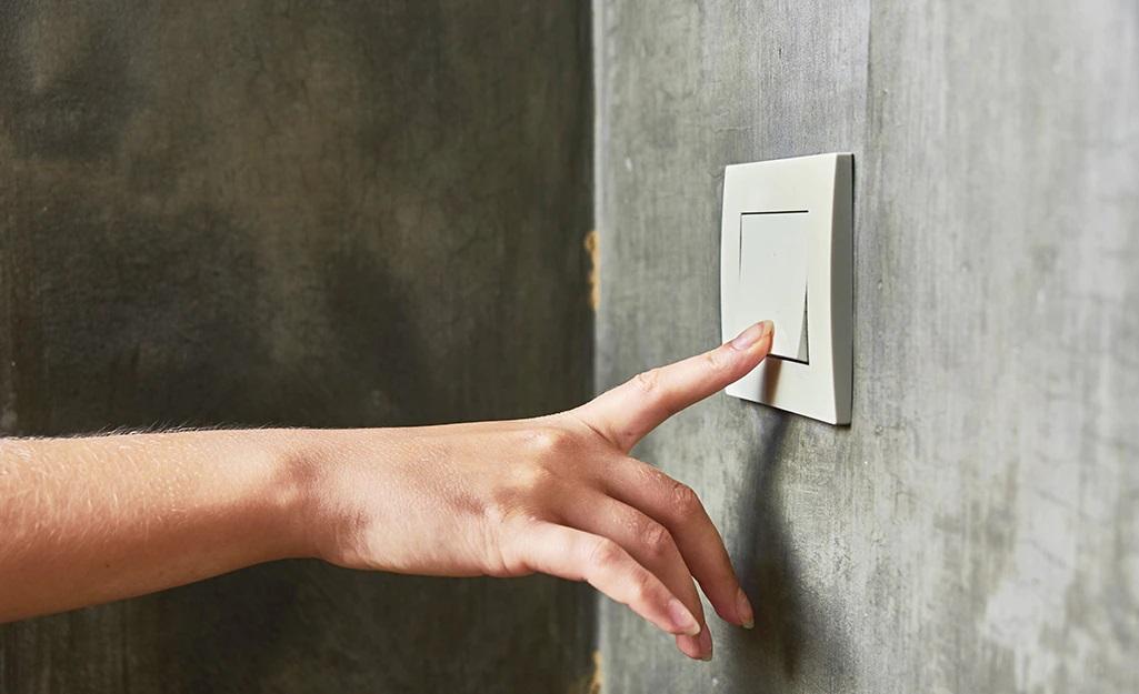 کلید برق تبدیل