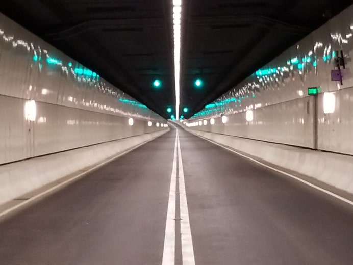 چراغ تونلی ال ای دی چیست؟