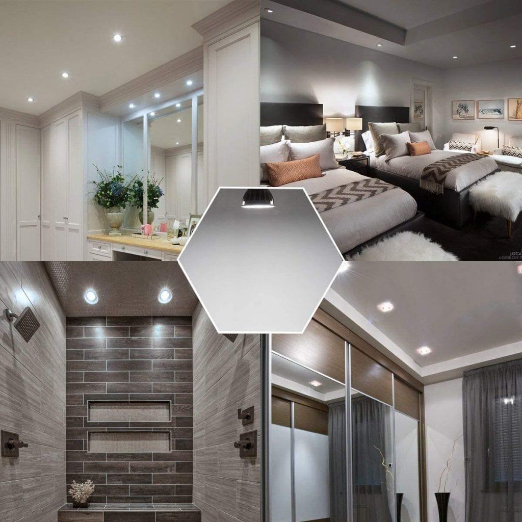 کاربرد لامپ هالوژن سقفی چیست؟