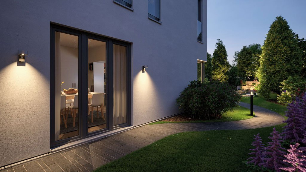 راهنمای خرید چراغ دیواری حیاط