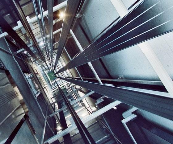 چراغ تونلی آسانسور چیست؟
