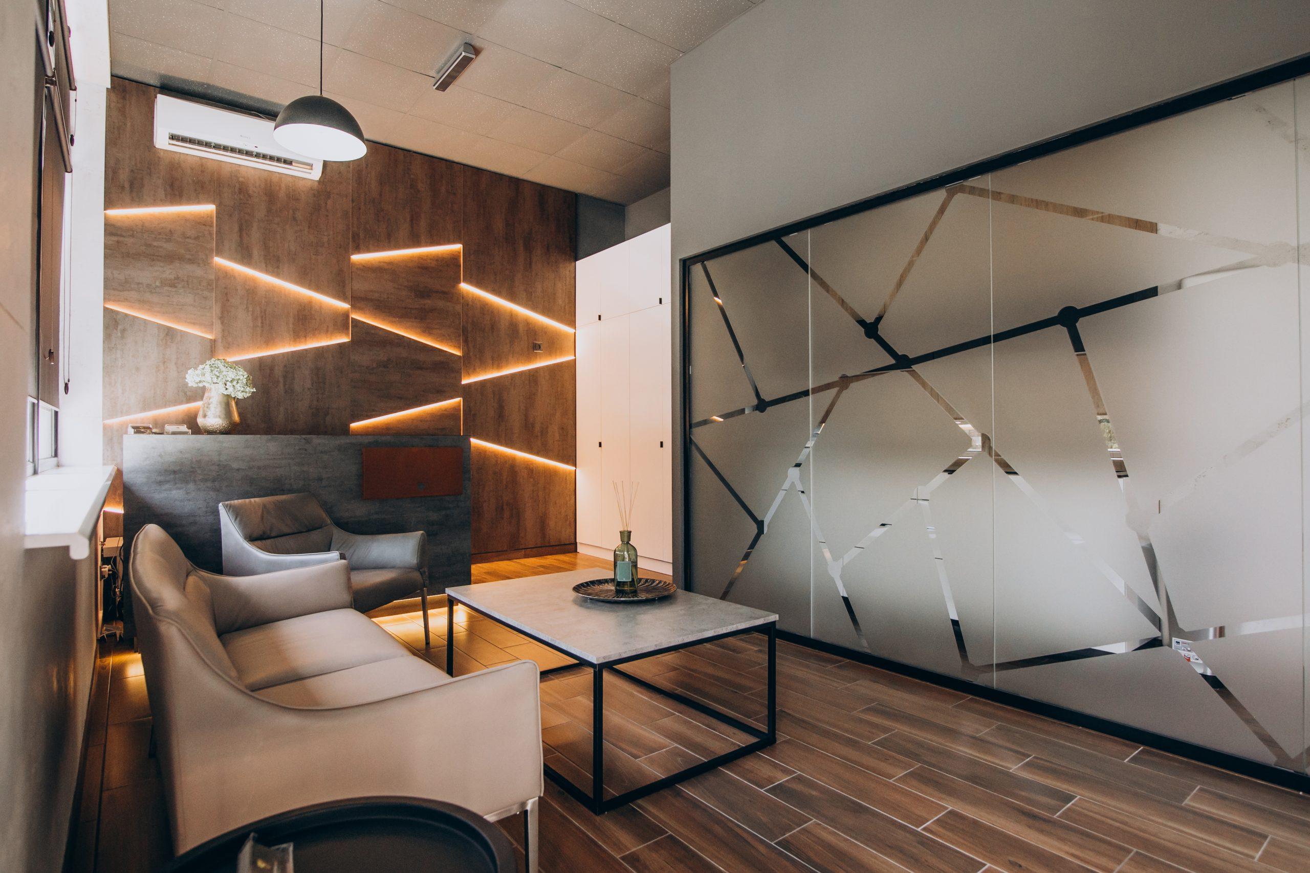 نورپردازی داخلی ساختمان چیست؟